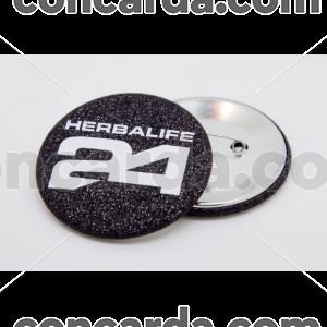 Κονκάρδα Glitter Herbalife 24 Μαύρη