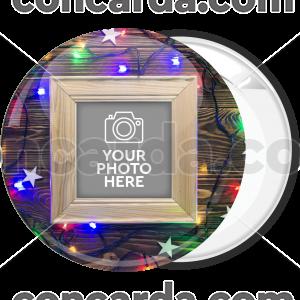 Κονκάρδα Χριστουγεννιάτικο Photo booth lights