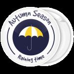 Κονκάρδα autumn season raining time