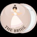 Kονκάρδα νύφης The Bride Vicky light pink