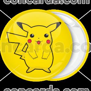 Κονκάρδα Pokemon Pikachu laughing